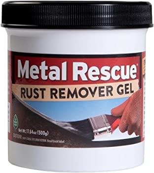 Workshop Hero WH003227 Metal Rescue Rust Remover Gel