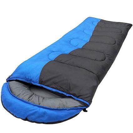 BHXUD Sobre 1.3Kg con Saco De Dormir Tapa Saco De Dormir Camping Al Aire Libre