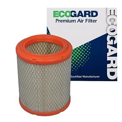 Ecogard XA5405 Premium Engine Air Filter Fits Chrysler, Sebring Dodge 2.4L, Stratus 2.7L 2001-2006: Automotive