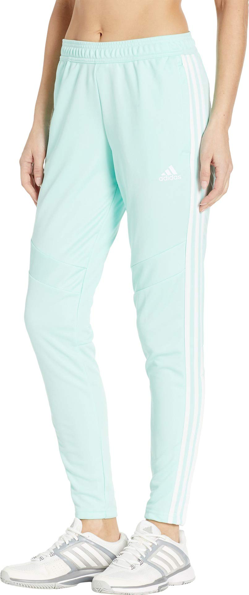 adidas Women's Tiro '19 Pants Clear Mint/White XX-Large 30 by adidas (Image #2)