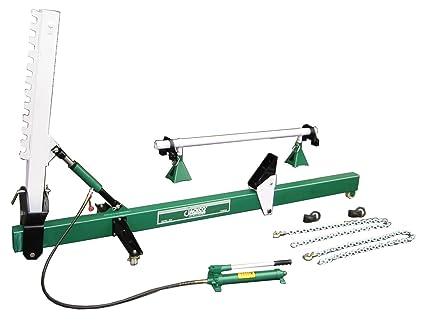 Amazon.com: Jackco 10 Ton Auto Body Frame Straightener - Swivel Type ...