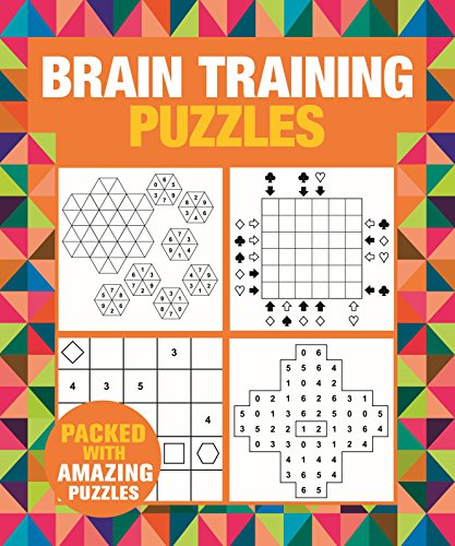 Brain Training Puzzles (Jumbo flexi puzzles)
