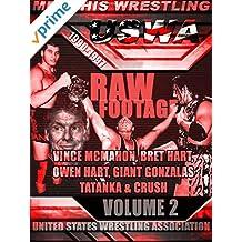 USWA Memphis Wrestling Raw Footage Vol 2