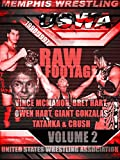 USWA Memphis Wrestling Raw Footage Vol 2
