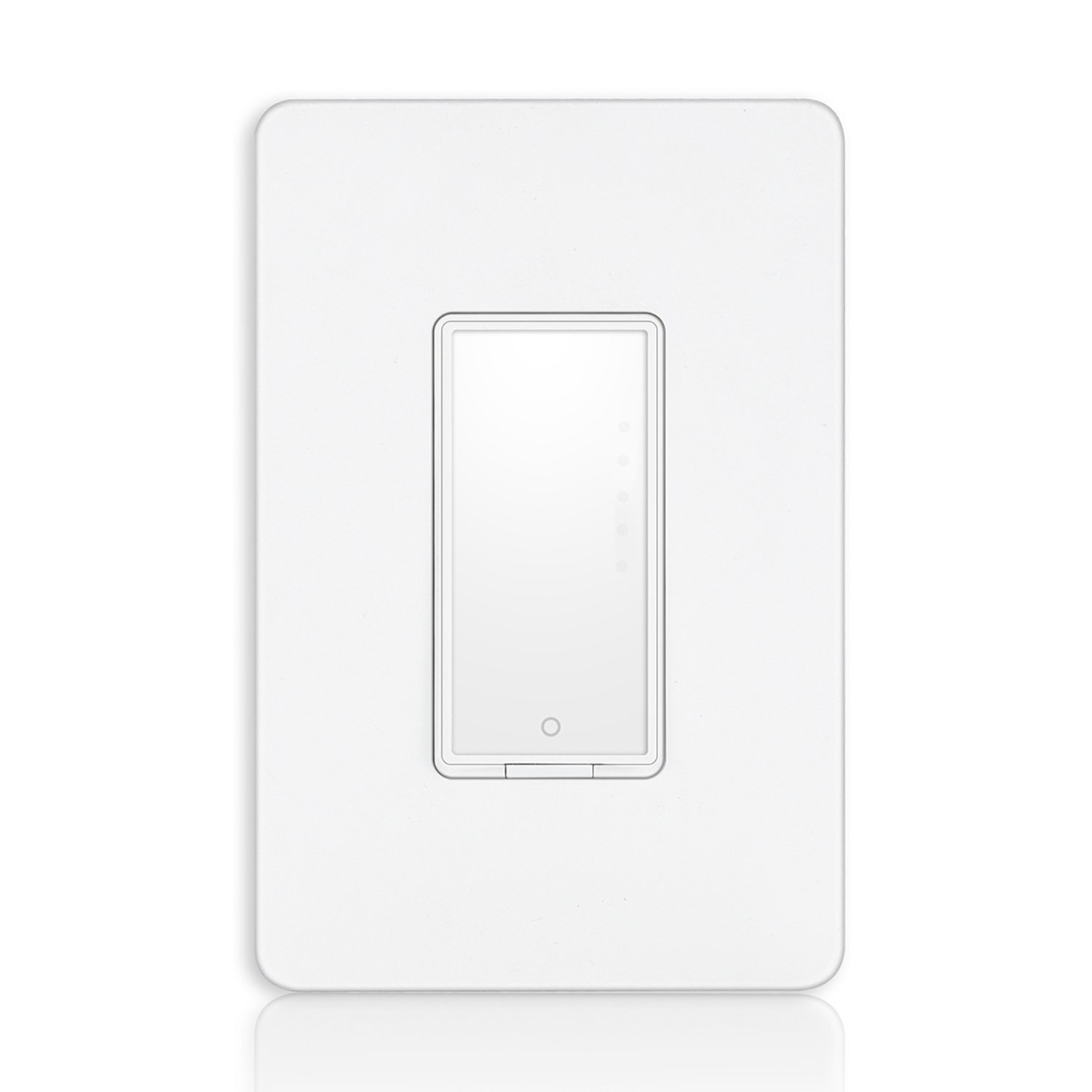Smart Switch by TMKJ | Smart Outlet Compatible with Alexa, Google Home, IFTTT | White Mini WiFi Smart Plug | Smart Home Devices For Voice Control | No Hub Required (1)