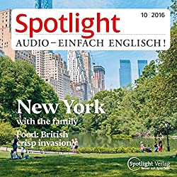 Spotlight Audio - New York with the family. 10/2016