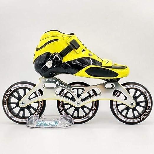 inline skating shoes 3 wheel
