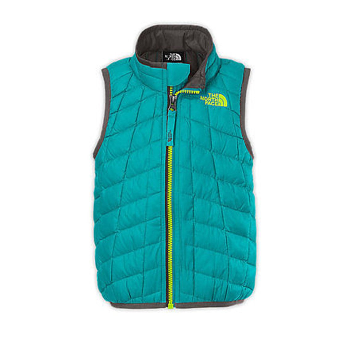 The North Face Thermoball Vest Baby Enamel Blue Unisex Baby 6