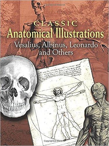 Classic Anatomical Illustrations: Vesalius, Albinus, Leonardo and ...