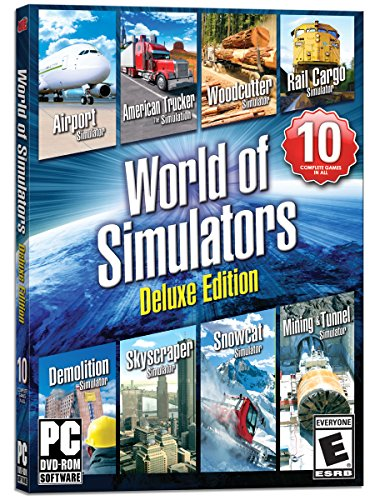 World of Simulators – Deluxe Edition