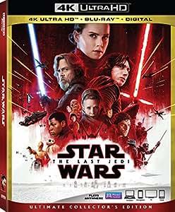 Star Wars: Episode VII: The Last Jedi [Blu-ray]