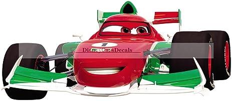 Amazon.com: 11 Inch Francesco Bernoulli #1 Italy World Grand Prix ...