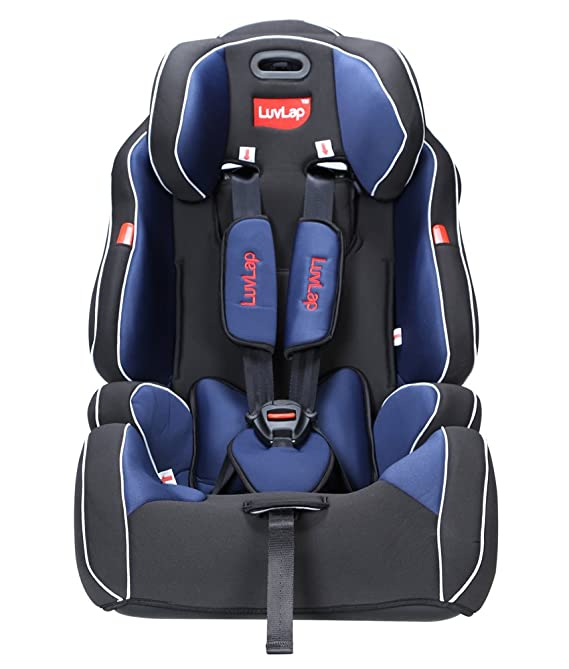 Luvlap Premier Baby Car Seat (Blue)