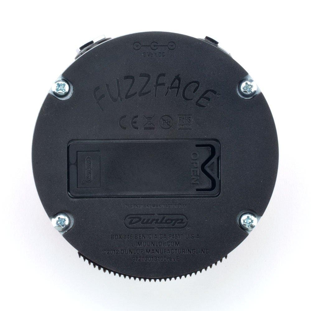 Dunlop Ffm3 Jimi Hendrix Fuzz Face Mini Distortion Pedal Circuit Diagram Musical Instruments