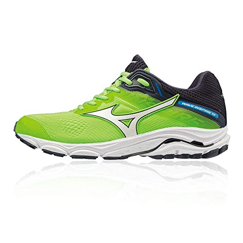 9c374ab10b6e Mizuno Wave Inspire 15 Running Shoes - SS19: Amazon.co.uk: Shoes & Bags