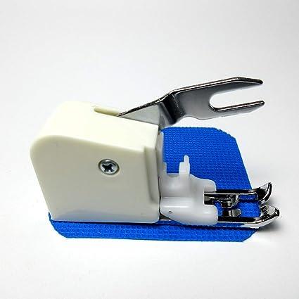 Domestic Sewing Machine Nähfuß Set sogar Feed Walking Foot /& Quilt