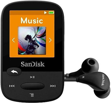 Sandisk Sdmx28 016g G46k Clip Sport Plus Mp3 Player 16 Elektronik