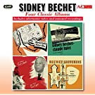 4 Classic Albums: Favourites  / Bechet/Claude Vol 1 / Bechet/Luter Vol 2 / Souvenirs