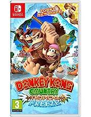 Donkey Kong Country: Tropical Freeze [Nintendo Switch] (CDMedia Garantili)