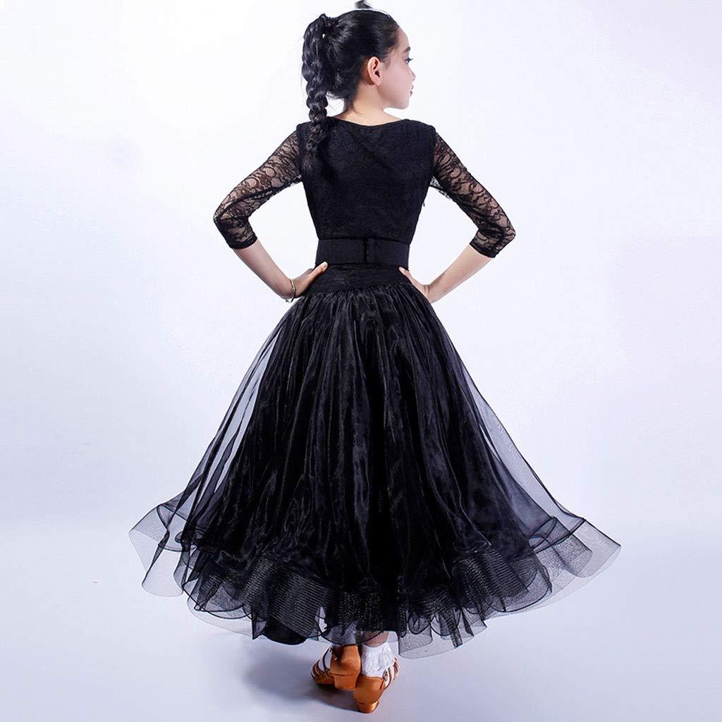 CX Spitze Langarm Rundhals Kinder Modern Dance Kostüm Kleid B07P1SN7WB B07P1SN7WB B07P1SN7WB Bekleidung Moderater Preis 3b82fe