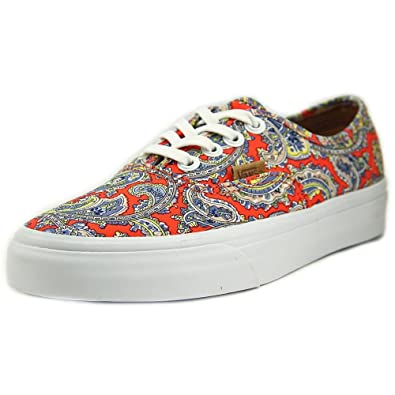 Unisex Authentic Paisley Skate Shoes