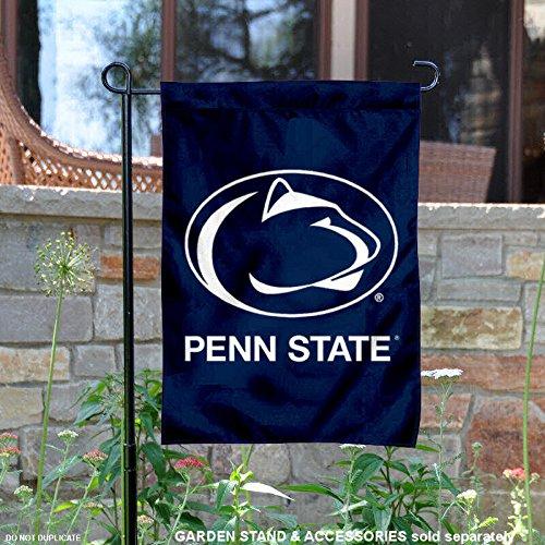 Penn State Nittany Lions Blue Garden Flag (Lions Penn Wall Banner Nittany State)