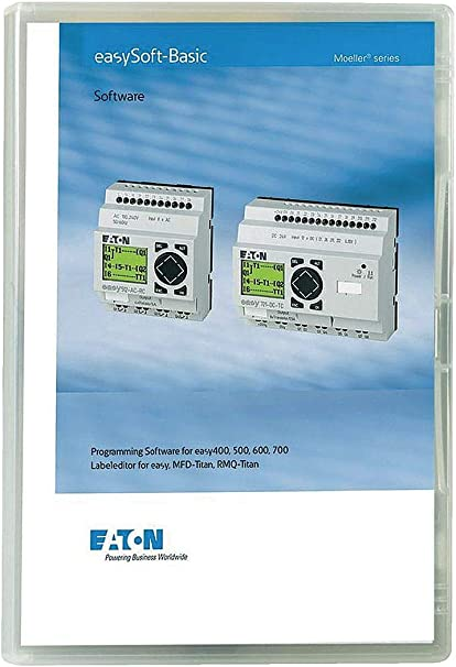 und Programmiersoftware EASY-SOFT-PRO EATON Electric Bedien