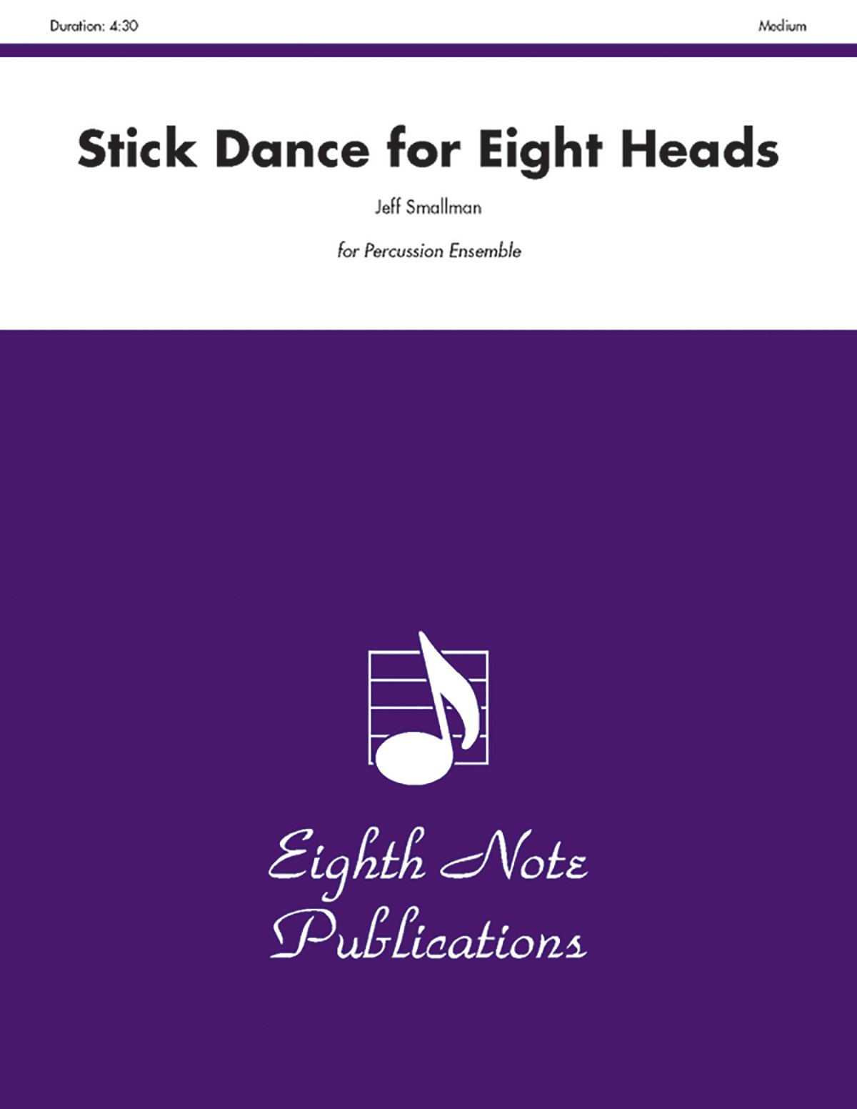 Stick Dance for Eight Heads: For 2 Players, Score & Parts (Eighth Note Publications) ebook