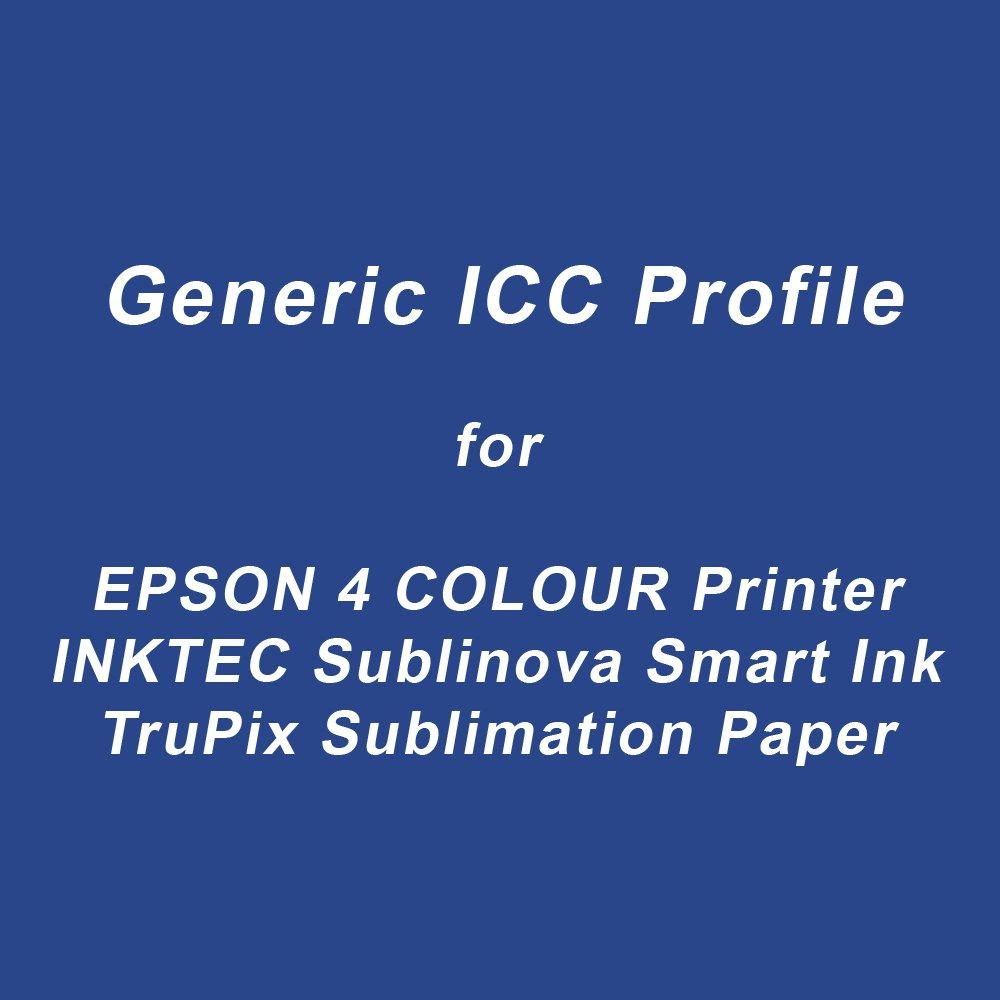 InkTec Sublinova Smart Professional Dye Sublimation Ink - Bulk Cyan