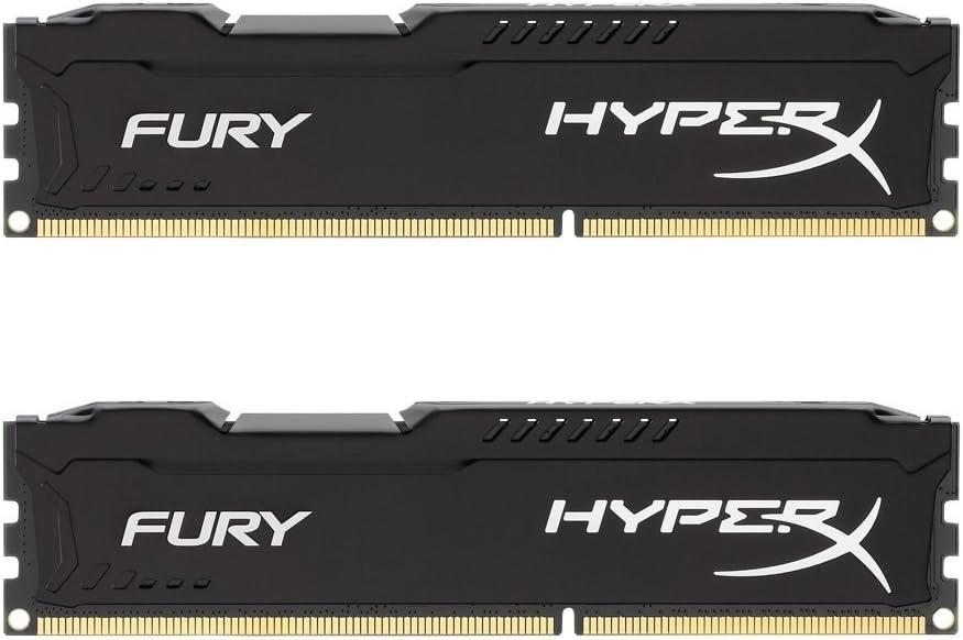 Kingston HyperX FURY 4G*2 8G*2 2Pcs RAM Memory 1866MHz DDR3 SDRAM 240-Pin Q8S7
