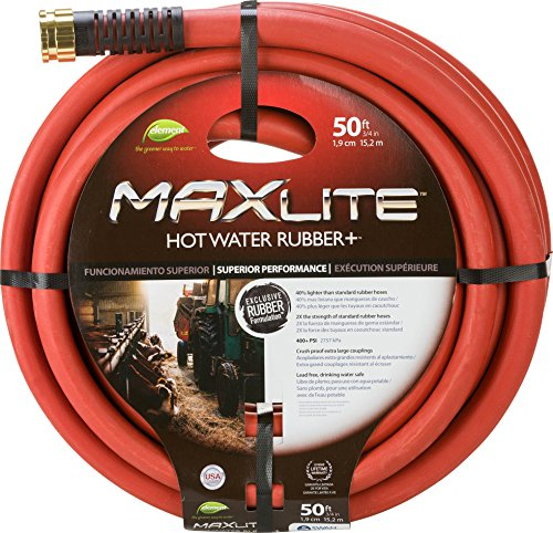 Elem Maxlite Rd Hot Wtr .75x50, by Swan Products,