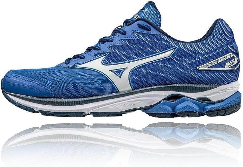 Mizuno Wave Rider 20, Zapatillas de Running para Hombre: Amazon.es: Zapatos y complementos