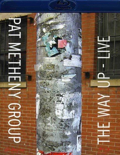 Pat Metheny Group: The Way Up - Live [Blu-ray] by RED Distribution