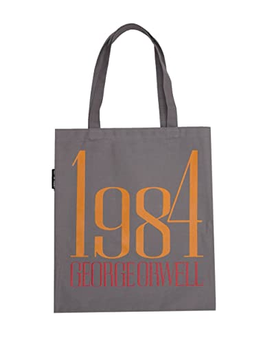 Amazon.com  Out of Print 1984 Canvas Tote Bag 07a259acd5ba0