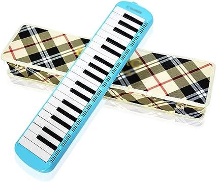 Melodica Instrumento, los Estudiantes Principiantes utilizan ...