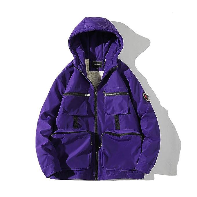Amazon.com: Chaqueta de invierno, abrigos casuales ...