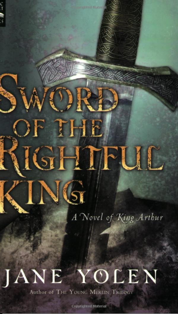Amazon com: Sword of the Rightful King: A Novel of King