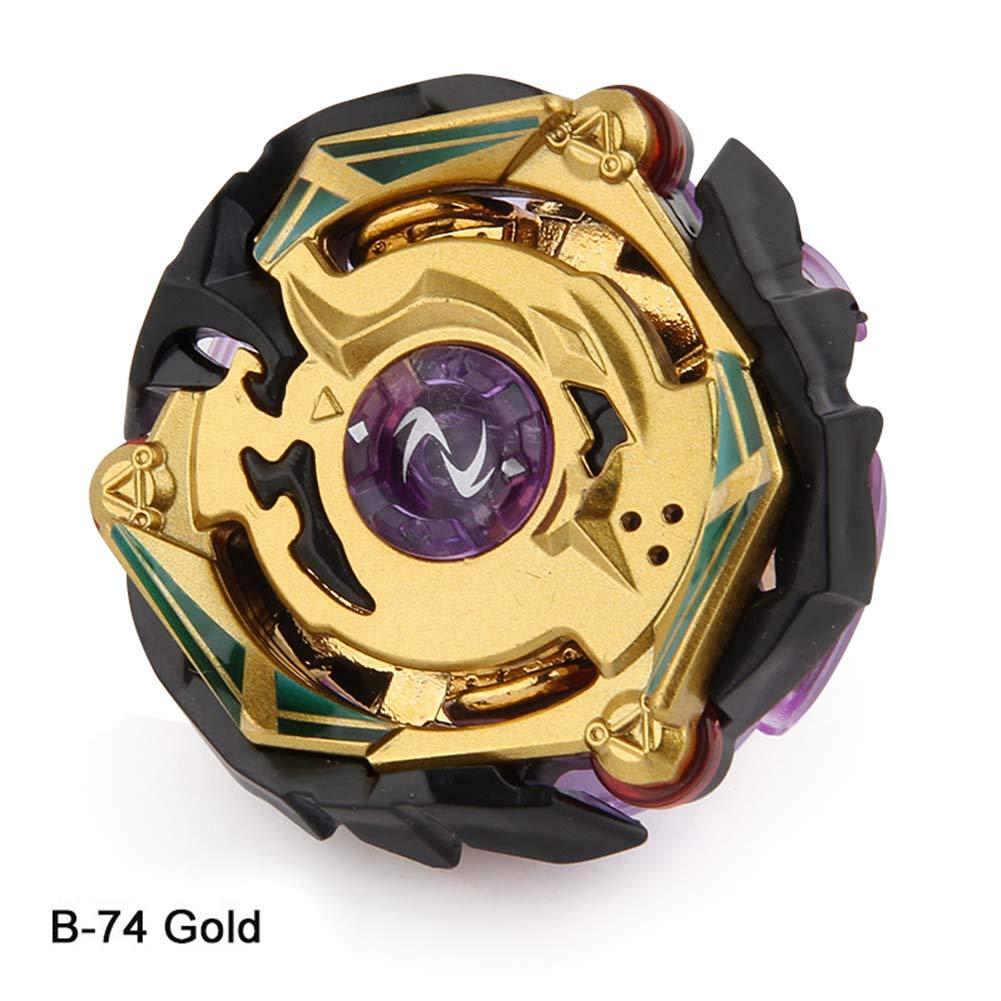 Skisneostype Beyblade Lutte Ma/îtres Fusion Spinning Top Toupie Single Gyro M/étal Rapidit/é Jouet et Cadeaux Int/éressant pour Enfants 1PC B-00