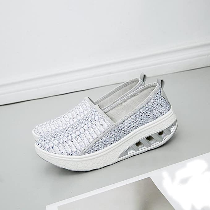 Covermason Zapatos Zapatos de mujer verano, plataforma de aire de moda: Amazon.es: Ropa y accesorios