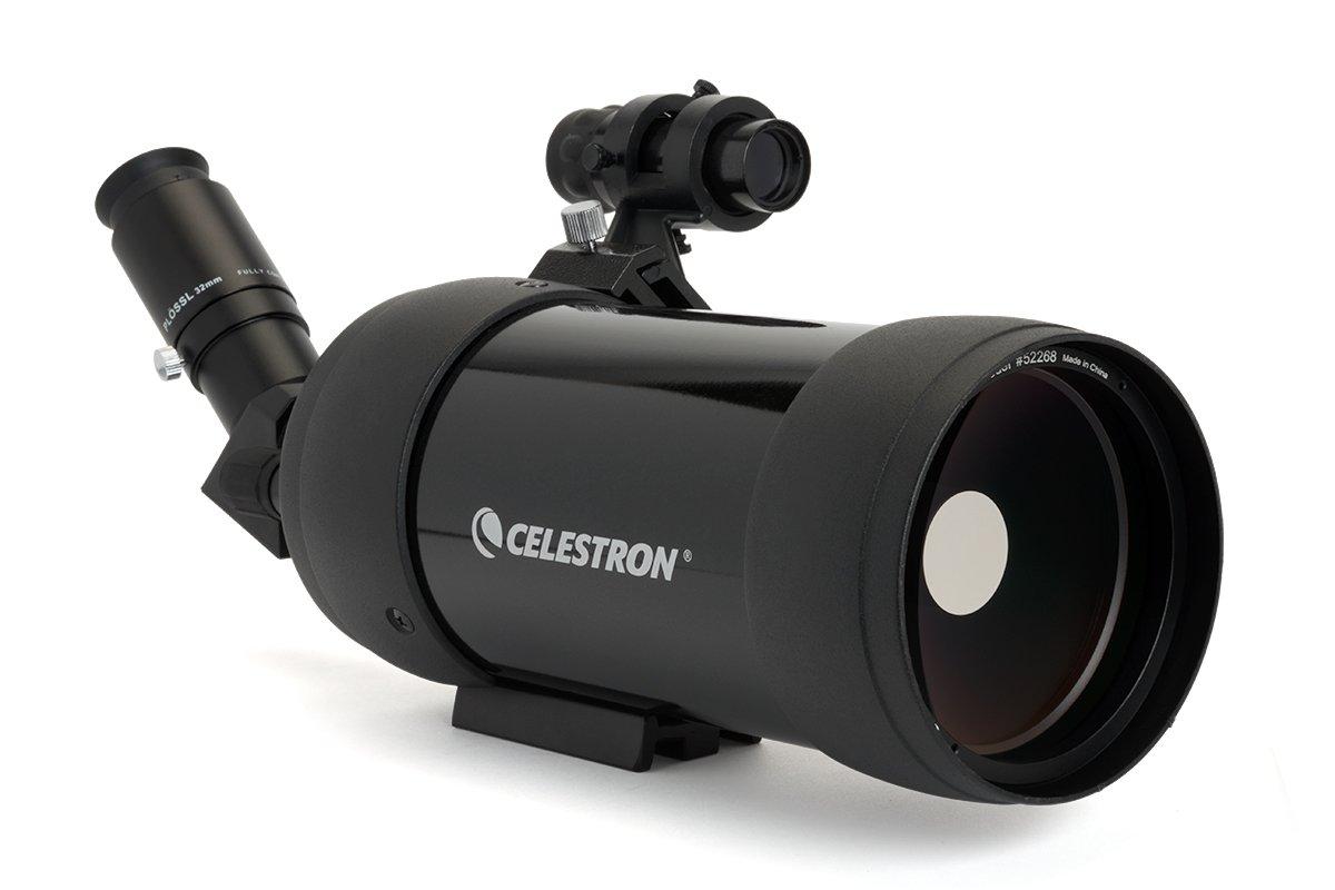 Celestron 52268 C90 Mak Spotting scope (Black) by Celestron