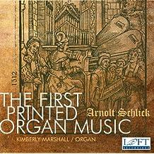 First Printed Organ Music