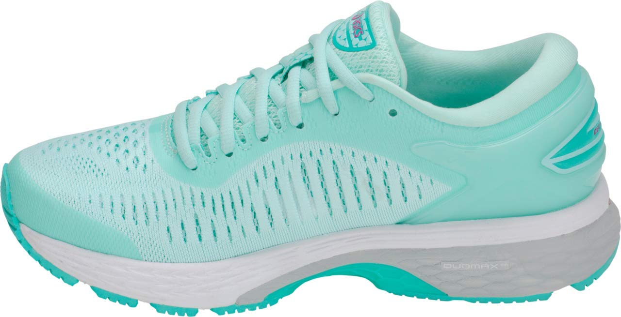 ASICS Gel-Kayano 25 Women's Running Shoe, ICY Morning/Seaglass, 5.5 M US by ASICS (Image #2)