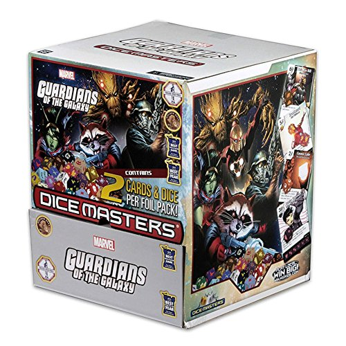 Guardians of the Galaxy Gravity Feed - Marvel Dice Masters