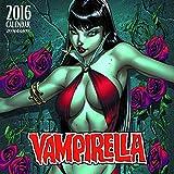 img - for Vampirella 2016 Wall Calendar book / textbook / text book