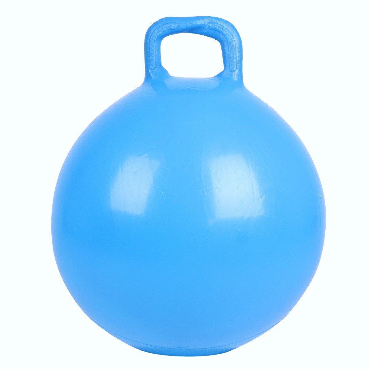 iiniim Niños hüpfball Salto pelota Spring con asas para 3 - 6 años ...
