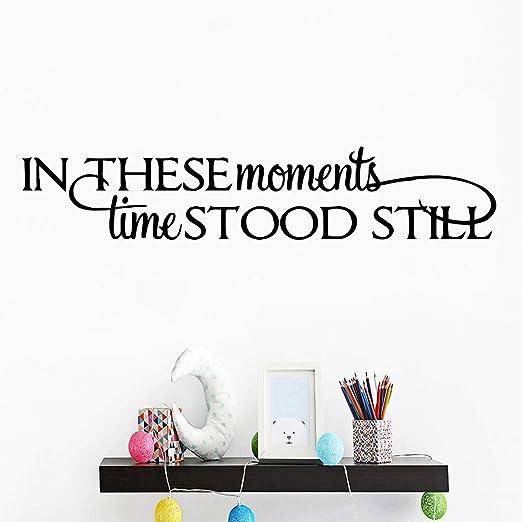 TYLPK Etiqueta de la pared del lema del arte vinilo sala de estar ...