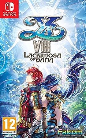 Ys VIII: Lacrimosa of Dana - Nintendo Switch