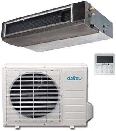 Daitsu Aire Acondicionado por Conductos Acd30kidb 7300 FG/h R32 ...