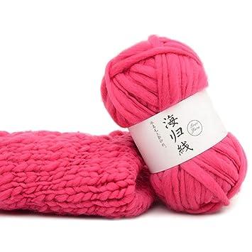 Dabixx Wolle Garn Grobe Wolle Diy Weiche Schals Pullover