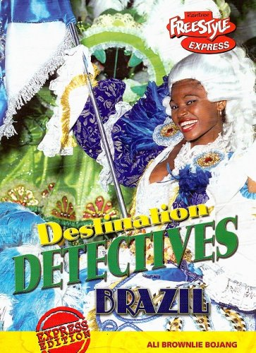 Brazil (Destination Detectives) pdf